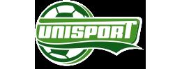 unisport löparskor logo