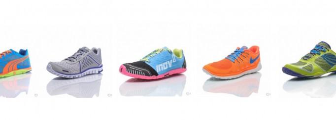 Träningsskor – löparskor som funkar till inomhusträning