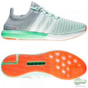 adidas adidas – Löparskor Climachill Gazelle Boost Vit/Silver/Orange