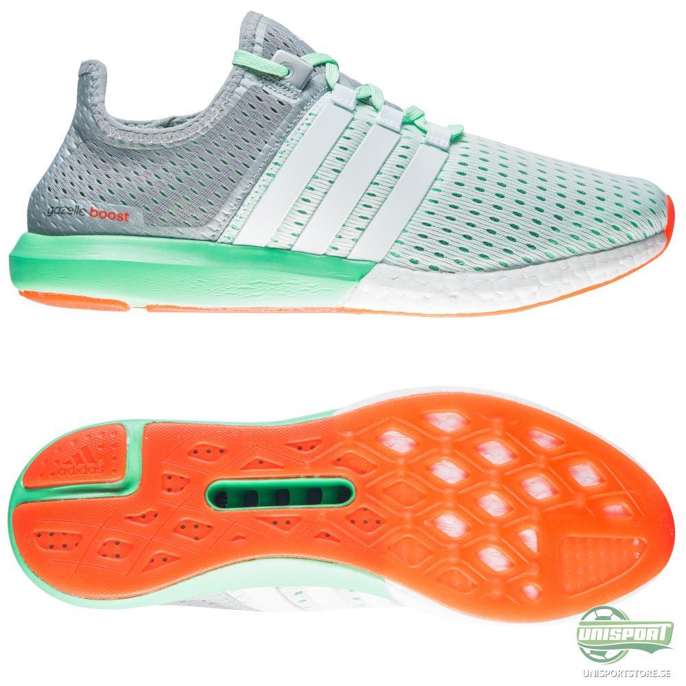 adidas adidas - Löparskor Climachill Gazelle Boost Vit/Silver/Orange