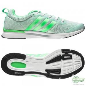 adidas adidas – Löparskor Adizero Feather 4 Vit/Grön