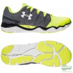 Under Armour Under Armour - Löparskor Micro G Optimum Grå/Neon