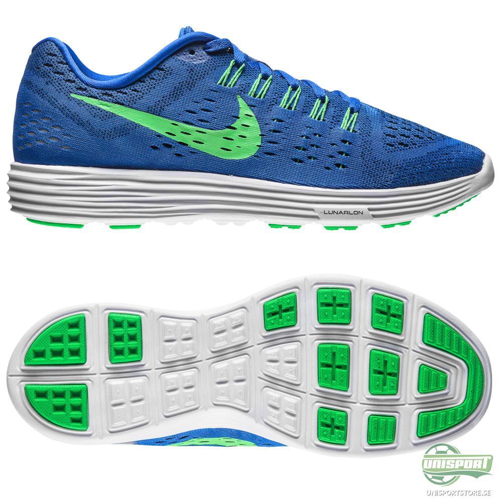 Nike Nike - Löparskor LunarTempo Blå/Grön/Vit