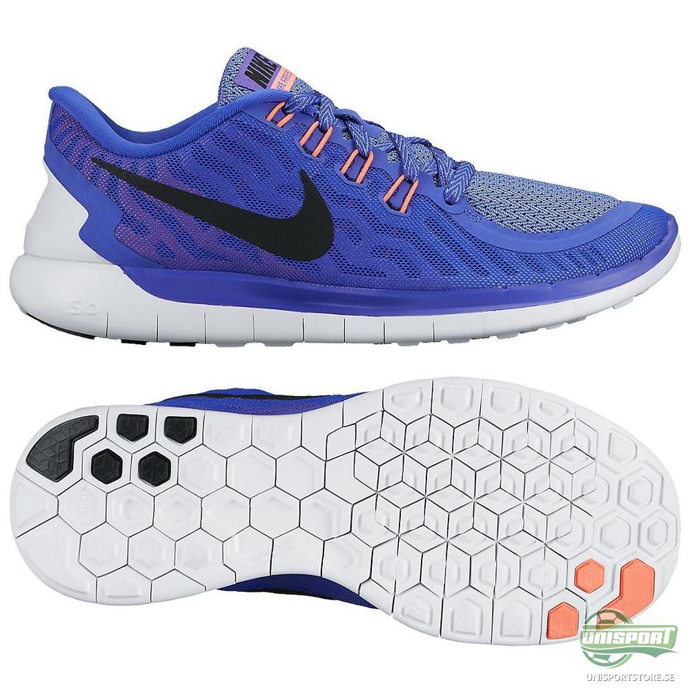 Nike Nike Free - Löparskor 5.0 Lila/Svart Dam
