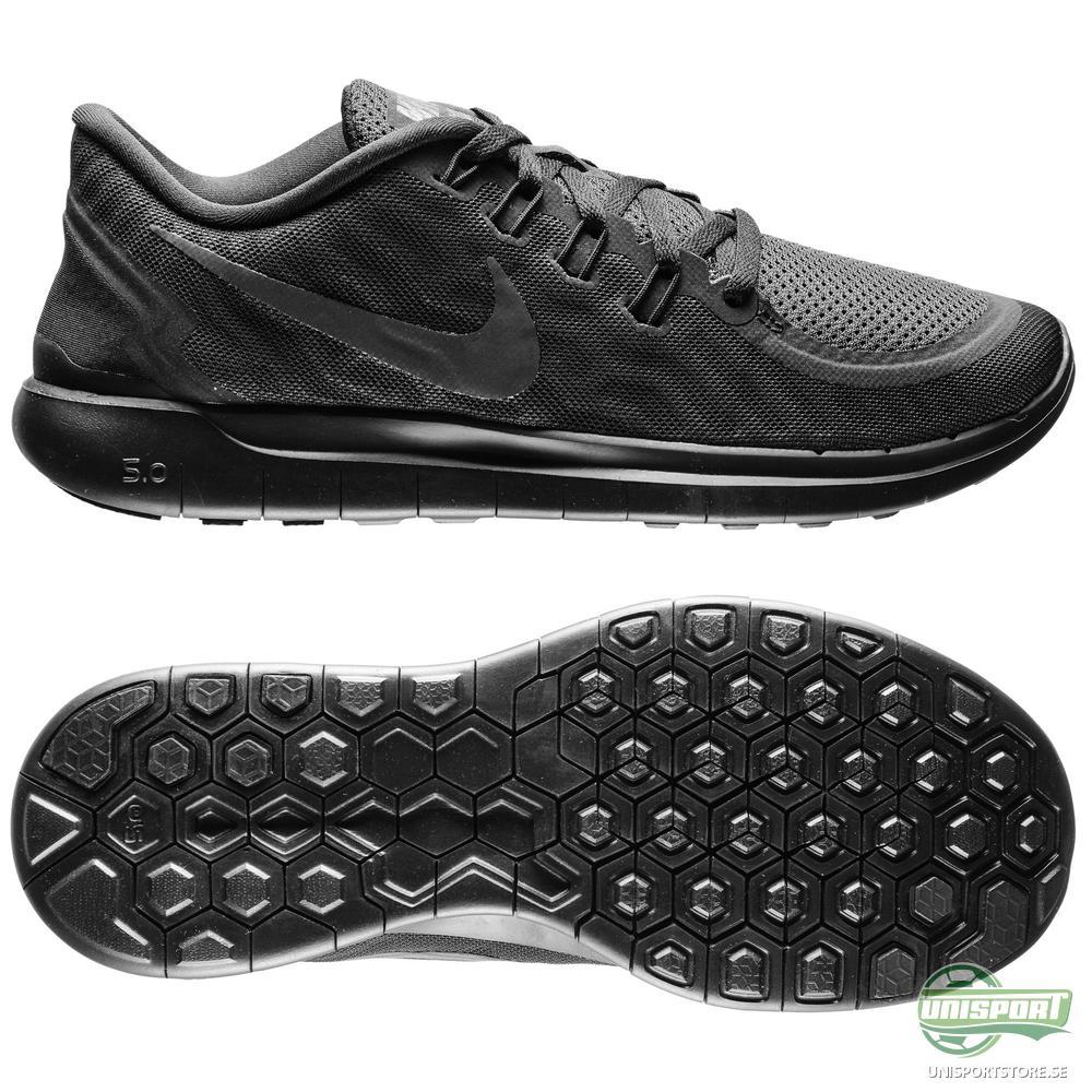 Nike Nike Free - Löparskor 5.0 Svart Dam