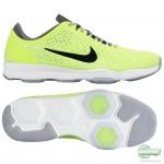 Nike Nike - Löparskor Zoom Fit Neon//Svart/Vit Dam