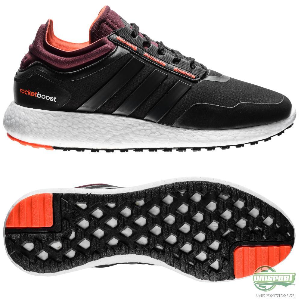 adidas adidas - Løpesko Climaheat Rocket Boost Svart/Bordeaux Dam