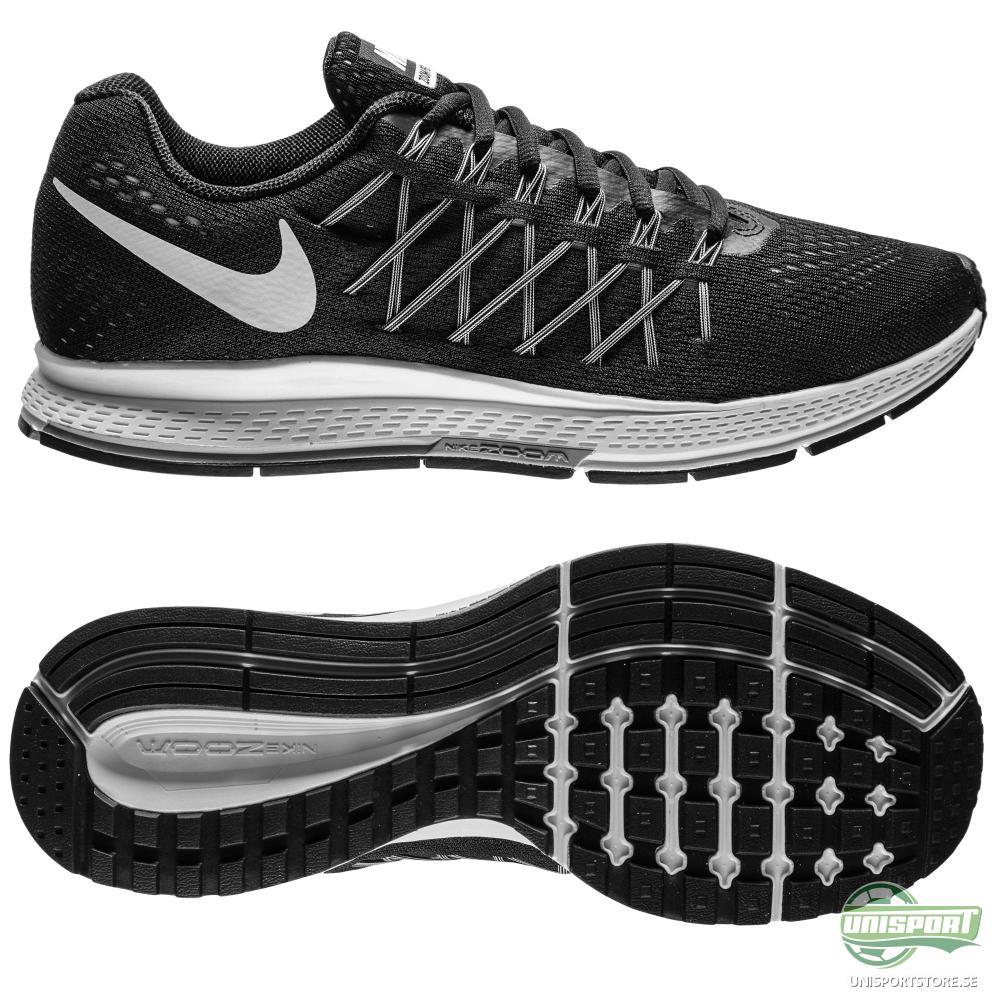 Nike Nike - Löparskor Air Zoom Pegasus 32 Svart/Grå/Vit Dam