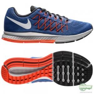 Nike Nike – Löparskor Air Zoom Pegasus 32 Blå/Orange/Vit