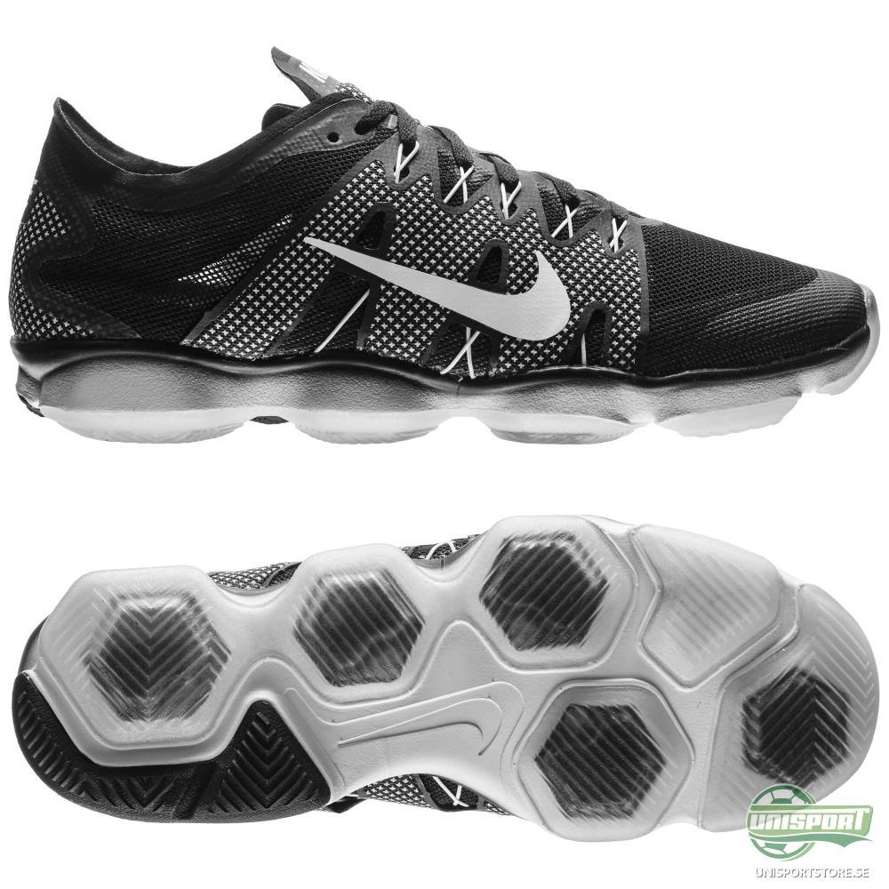Nike Nike - Air Zoom Fit Agility 2 Svart/Vit Dam