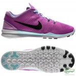 Nike Nike - Free 5.0 TR FIT 5 Lila/Svart/Turkos Dam