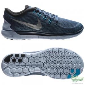 Nike Nike Free – Löparskor 5.0 Flash Blå