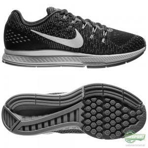 Nike Nike – Löparskor Air Zoom Structure 19 Svart/Vit