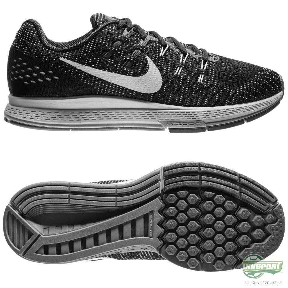 Nike Nike - Löparskor Air Zoom Structure 19 Svart/Vit