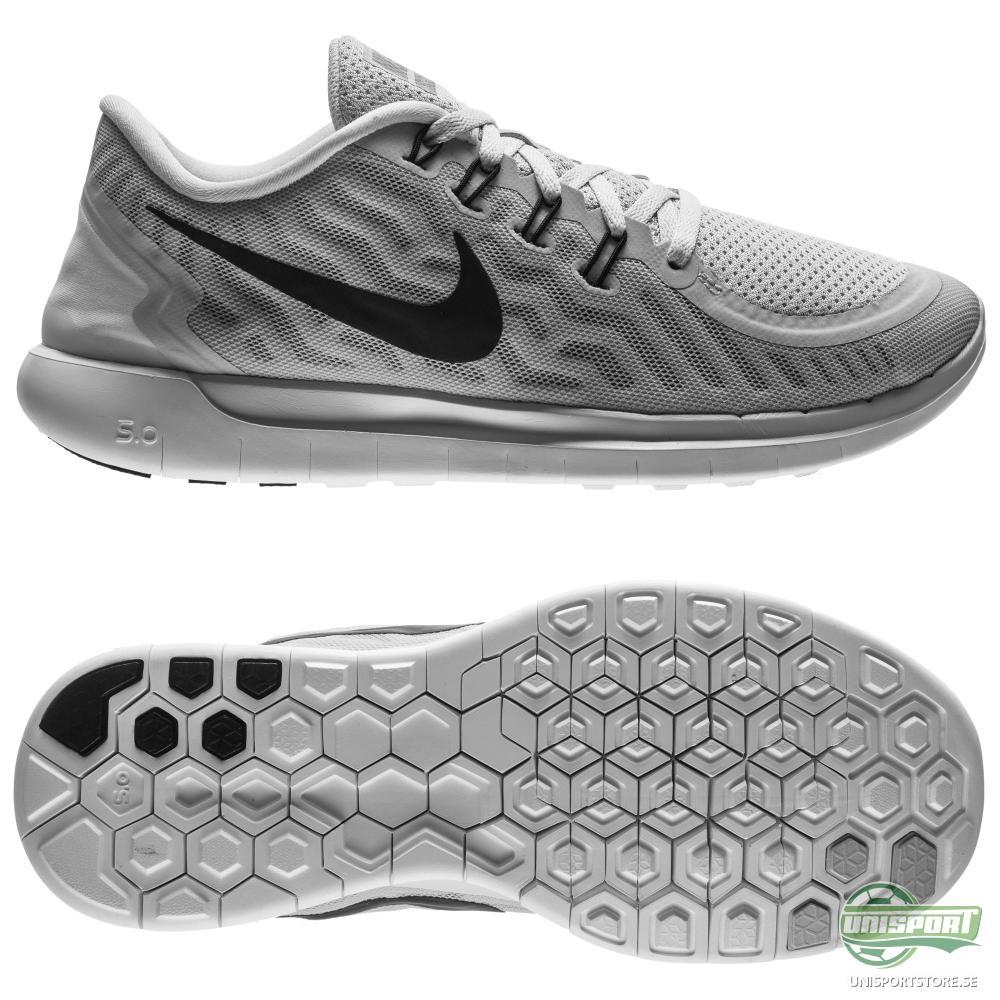 Nike Nike Free - Löparskor 5.0 Grå/Svart Dam