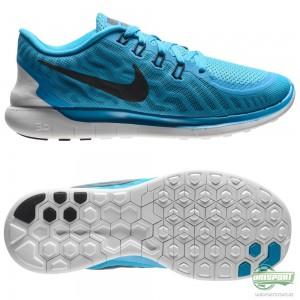 Nike Nike Free – Löparskor 5.0 Blå