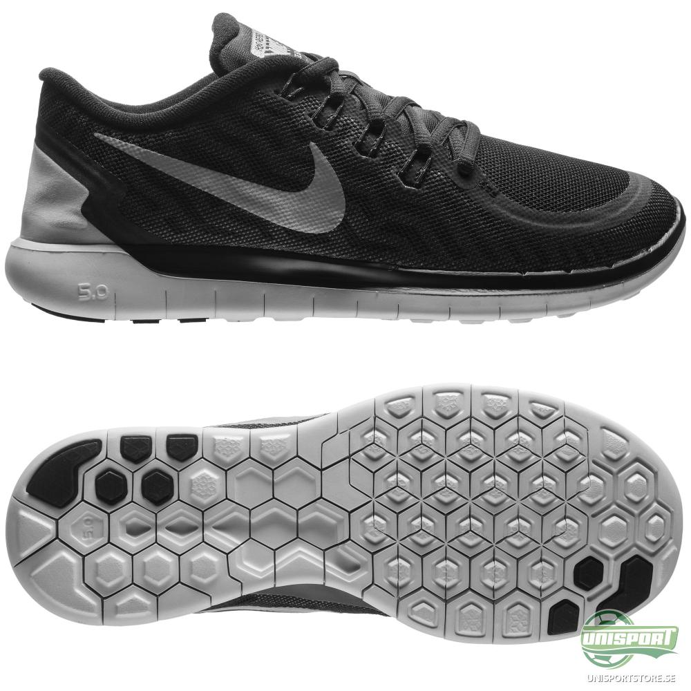 Nike Nike Free - Löparskor 5.0 Flash Svart