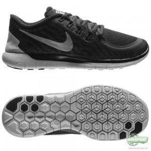 Nike Nike Free – Löparskor 5.0 Flash Svart Dam