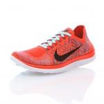 Nike Free 4.0 Flyknit Löparskor för Dam