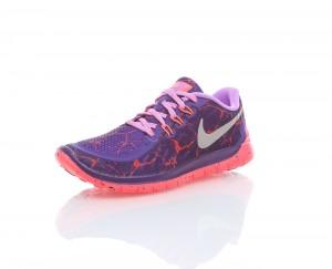 Nike Free 5.0 Lava (GS) Löparskor för Barn