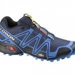 Salomon Speedcross 3 Blå Utförsäljning löparskor