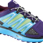 Salomon X-Scream Citytrail Sko Spectrum Blue- Dam KLIPP löparskor