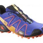 Salomon Speedcross 3 Herr Cobalt/Tomato löparskor