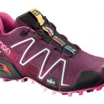 Salomon Speedcross 3 W Bordeaux löparskor