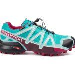 Speedcross 4 Gtx® W, Ceramic/ Aruba Blue/ Sangria, 45 1/3