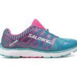 Miles Shoe Women, Ceramic Green/Azalea Pink, 42, Salming