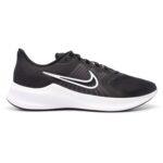 Nike Downshifter 11 Men's Runn, Black/White-Dk Smoke Grey, 43