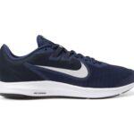 Nike Downshifter 9 Men's Runni, Midnight Navy/Pure Platinum, 40