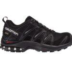 Shoes Xa Pro 3d Gtx W, Black/Black/Mineral Grey, 38 2/3
