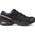 Speedcross 4 Gtx® Nocturne 2, Black / Black / Mallard Blue, 47 1/3